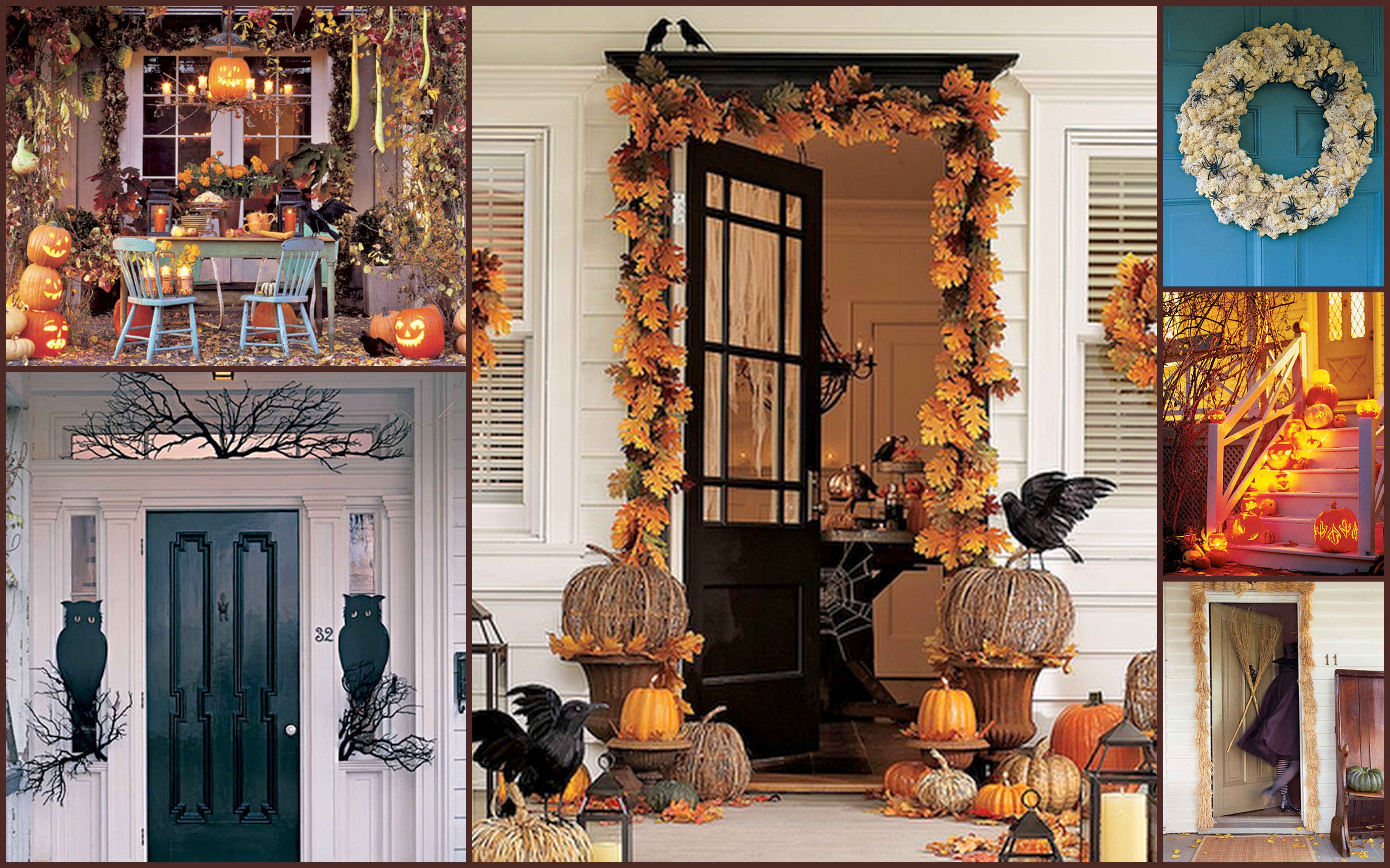 October 2011 lily and co - Decoration halloween facile a faire ...