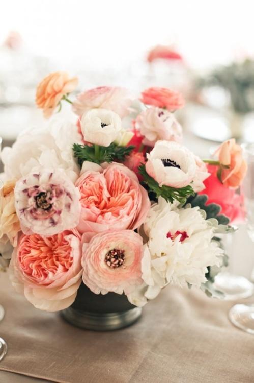 gardenrosesanemones
